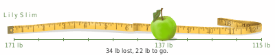 LilySlim Weight loss (2fDH)