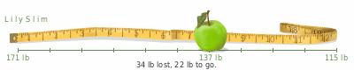 LilySlim Weight loss (2fDH)