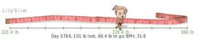 LilySlim Weight loss (2r7B)