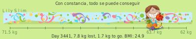 LilySlim Weight loss (LKwT)
