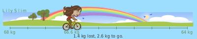 LilySlim Weight loss (olAO)