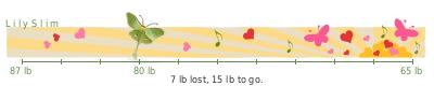 LilySlim Weight loss (ozkr)