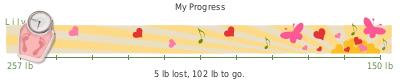 LilySlim Weight loss (t0b3)